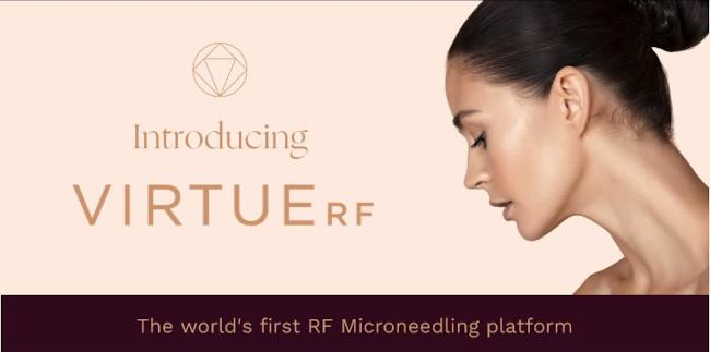 VirtueRF Microneedling treatment at the contour Day spa in Venice Florida